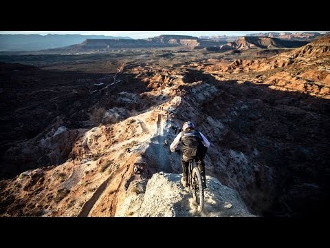 Bike Video – What the Progression of Freeride MTB Looks Like – Rampage 2016
