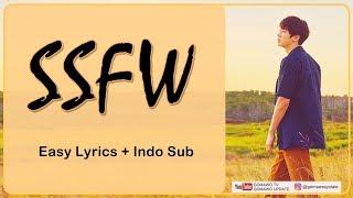 CHANYEOL - SSFW Easy Lyrics by GOMAWO [Indo Sub]