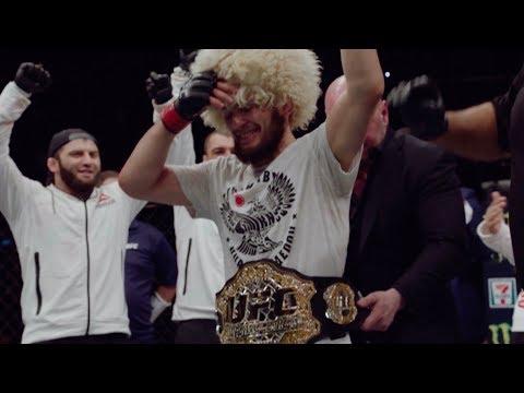 Хабиб Нурмагомедов - Путь к чемпионству в UFC