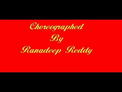 Prende_La_Cadera_Big Macilla _Zumba song choreographed By Ranadeep Reddy