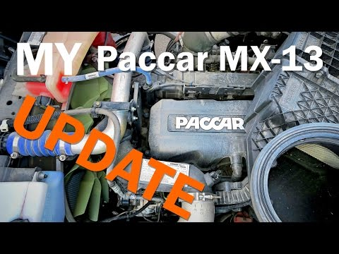 Paccar MX-13 Engine Update