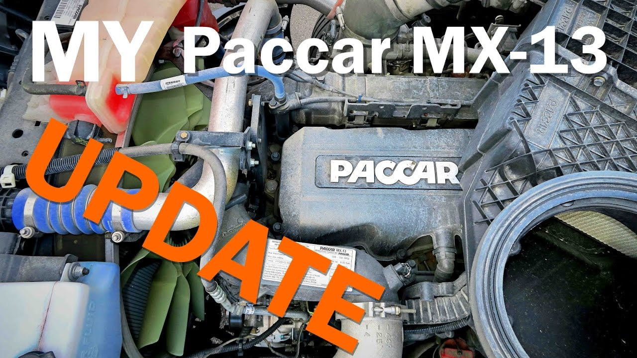 hight resolution of paccar mx 13 engine update