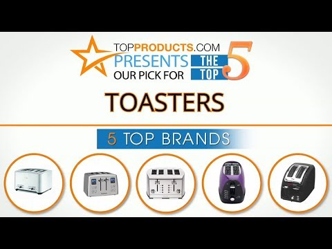 Best Toaster Reviews 2017 – How to Choose the Best Toaster