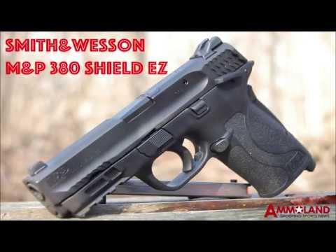Smith & Wesson M&P 380 Shield EZ | Where it Fits in Today