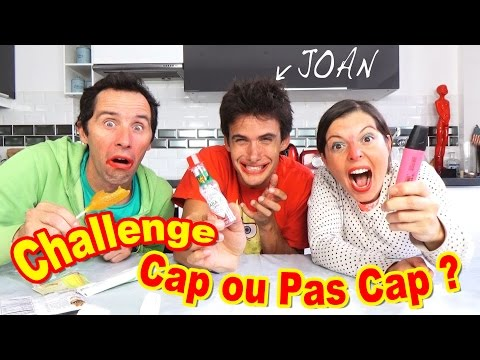 CHALLENGE CAP OU PAS CAP - DEMO JOUETS vs JOAN GU'LIVE