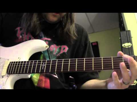 Guitar Lesson - Silverchair - The Greatest View