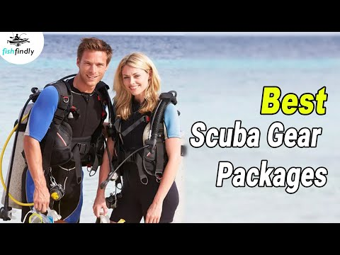 Best Scuba Gear Packages In 2020 – Enjoy The Diving With Best Essentials!