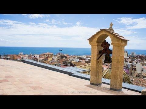 Santa Tecla : La catedral de una santa Tarragona costa dorada