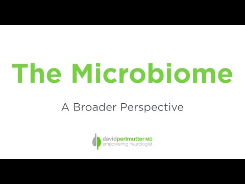 Microbiome - A Broader Perspective