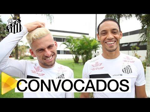 Ricardo Oliveira e Lucas Lima mais uma vez na seleção brasileira