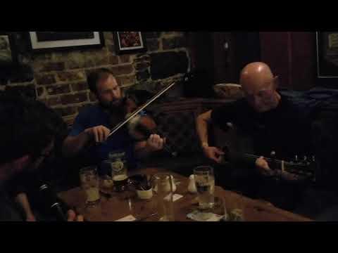 "Dolan's Irish Pub (Limerick, Ireland) with Aiden McKella and the band - ""Wild Mountain Thyme"""