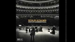 How Much Light - Ryan Adams - Live at Carnegie Hall
