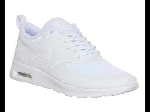 HOW TO CLEAN WHITE NIKE AIR MAX