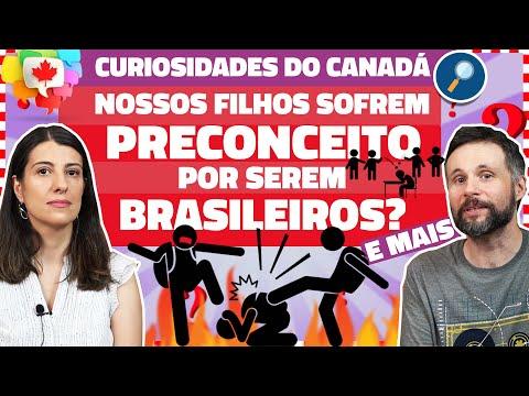FILHOS JÁ SOFRERAM PRECONCEITO POR SEREM BRASILEIROS NO CANADÁ? e mais - CANADÁ DIÁRIO RESPONDE #75