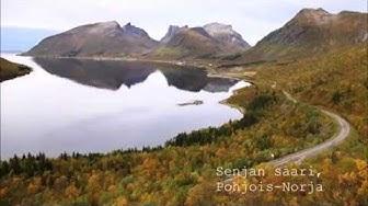 Senjan saari, Pohjois-Norja