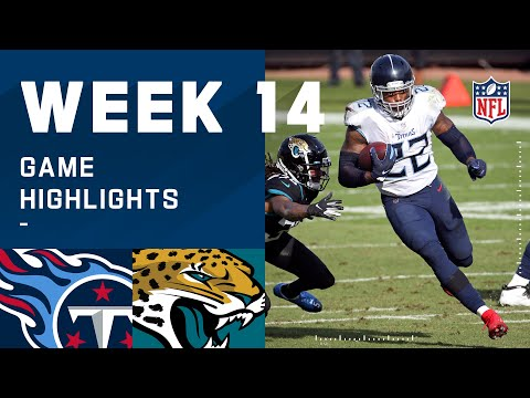 Titans vs. Jaguars Week 14 Highlights | NFL 2020