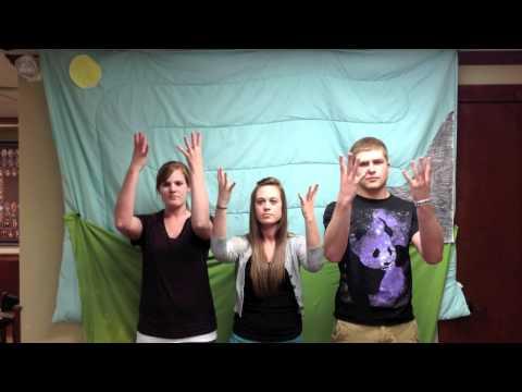 Lion King ASL - Kansas State 2012