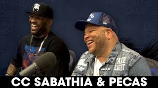 CC Sabathia & Shawn Pecas Talk Annual Celebrity Softball Game + More