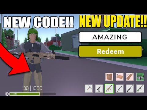 *NEW* ROBLOX STRUCID CODES 2018 *NEW BATTLE ROYALE GAME*|New Map Update 2018