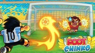 Foot Chinko: Soccer Kids Game - Juego Futbol para Niños