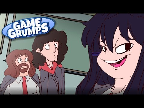 Somethings Off About Literature Club - Game Grumps Animated - by Ryan Storm
