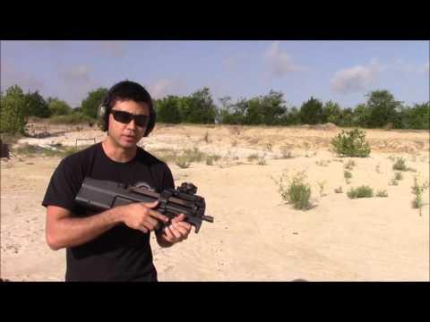 P90 Submachine gun (Ep44)
