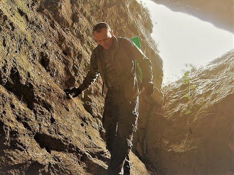 Выживание - Жизнь в горах \ Крым - Пещеры