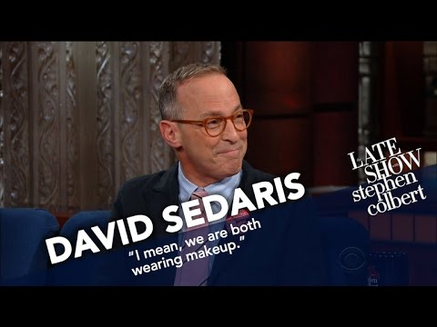 David Sedaris Is Publishing His Diaries
