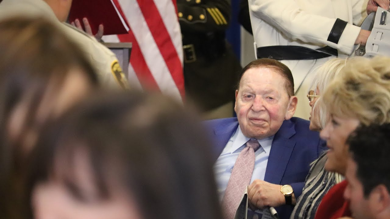 Sheldon Adelson dies Casino mogul Trump ...