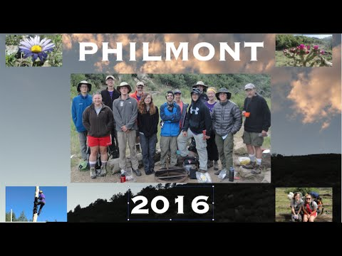 Adventures at Philmont Scout Ranch 2016