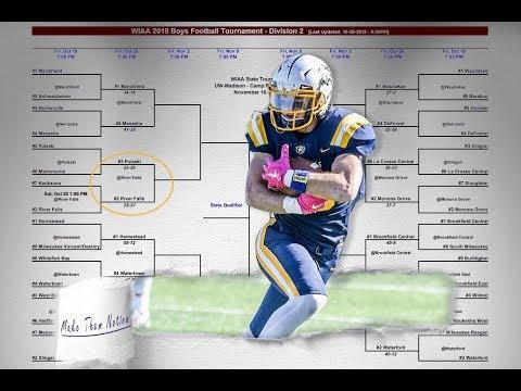 #2 RF Wildcats Vs. #3 Pulaski - WIAA Level 2 Playoff Football