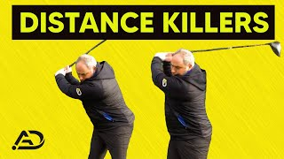 The Number One Distance Killer In The Golf Swing