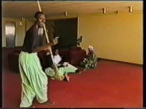 Sartse Hausa old song
