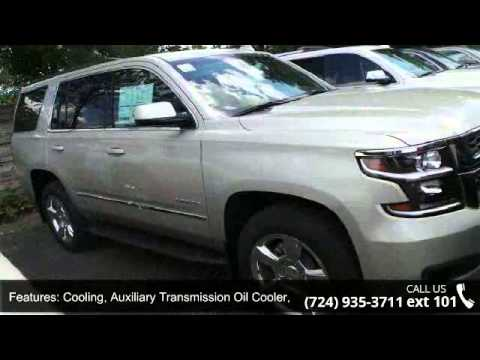 2015 Chevrolet Tahoe LT   Baierl Chevrolet   Wexford, PA .