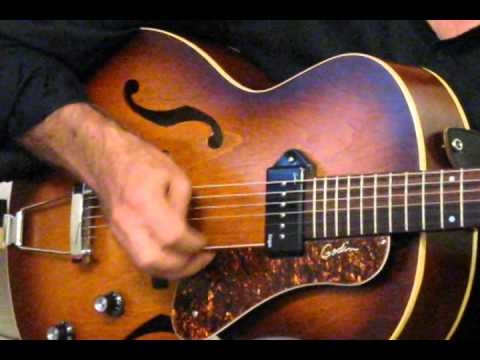 Jazz Guitar Improv Bb Blues