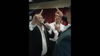 Geani de la Londra canta pentru Sergiu doine.