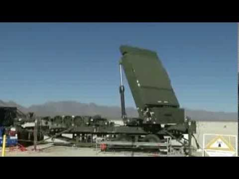 MEADS Multifunction Fire Control Radar