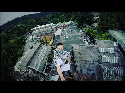 *ABANDONED* ROOF FREERUNNING #roofcult