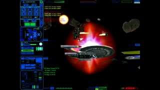 Into Romulan Space - Starfleet Command 2 TNG