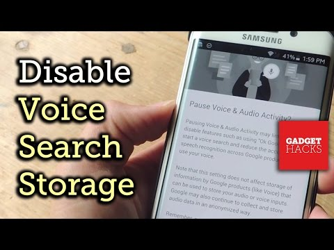 Delete Your Google Voice Search History & Recordings [How-To]