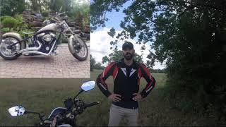 Как я купил свои новый мотоцикл / Сравнение с Хорнетом /