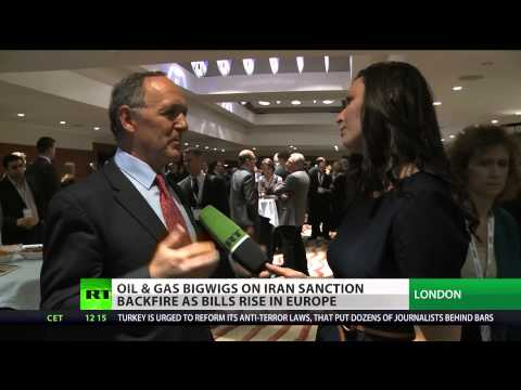 Oh My Gas...& Oil! Europe hit hardest by Iran sanctions?