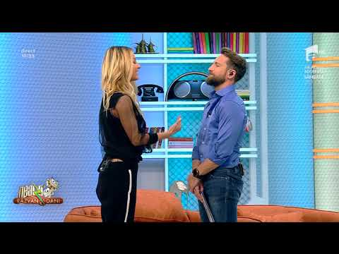 Dani învață tango de la Flavia:Trebuie să ai multă energie și pasiune