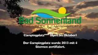 Ferienpark und Campingplatz Bad Sonnenland