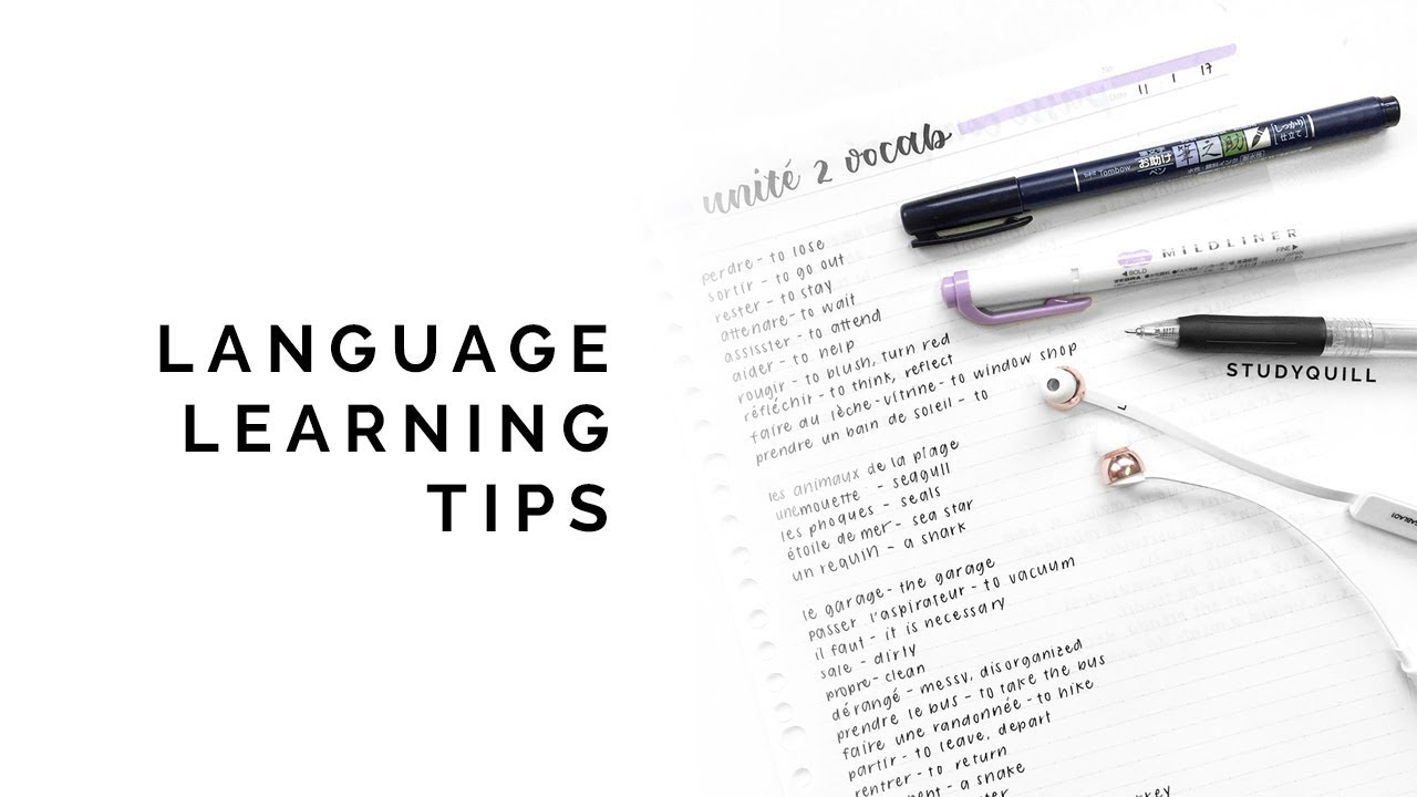 Language Learning Tips | ad