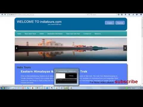 java web project (Online Hotel Booking) - codebun