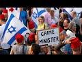 İsrail'de muhalefetten Netanyahu karşıtı eylem: