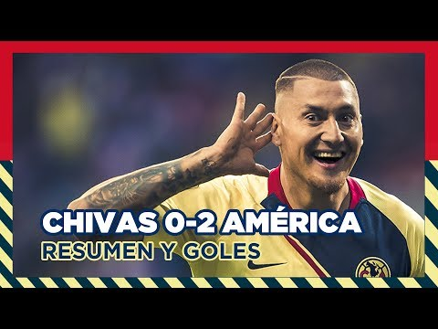 Resumen | Guadalajara 0 - 2 América | Liga MX - Clausura 2019 - Liga MX - Jornada 11 | Club América