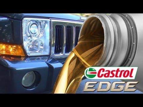 Jeep Commander Oil Change Tutorial