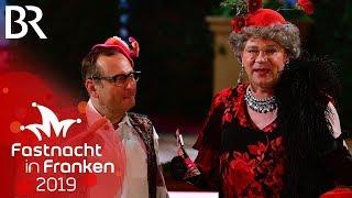 Heißmann und Rassau als die Kaltengrubers  Fastnacht in Franken 2019  Veitshöchheim